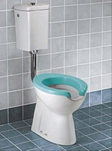 poza WC Dolomite pentru persoane cu nevoi speciale model Atlantis