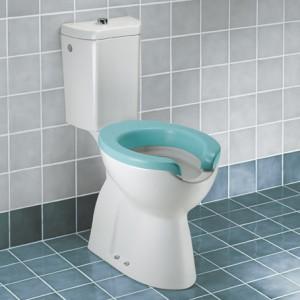 poza WC Dolomite cu rezervor pe vas pentru persoane cu nevoi speciale model Atlantis