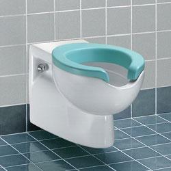 poza Capac pentru vas WC Dolomite pentru persoane cu nevoi speciale model ATLANTIS