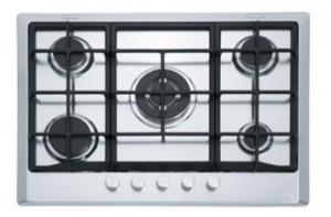 poza Plita pe gaz Franke seria Multi Cooking 700 model FHM 705 4G TC XS C (gratare fonta), inox satinat