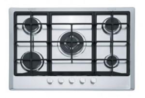 poza Plita pe gaz Franke seria Multi Cooking 700 model FHM 705 4G TC XT C (gratare fonta), inox microdekor