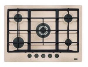 poza Plita pe gaz Franke seria Multi Cooking 700 model FHM 705 4G TC OA C (gratare fonta), avena fragranite