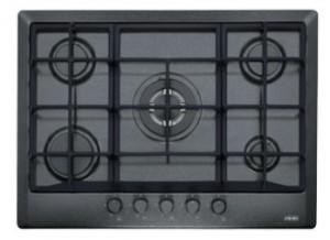 poza Plita pe gaz Franke seria Multi Cooking 700 model FHM 705 4G TC GF C (gratare fonta), grafite fragranite