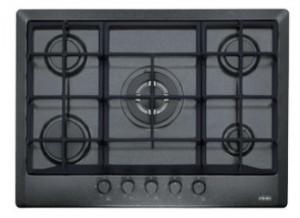 poza Plita pe gaz Franke seria Multi Cooking 700 model FHM 705 4G TC GF C (gratare fonta), grafite fragranite