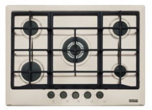 poza Plita pe gaz Franke seria Multi Cooking 700 model FHM 705 4G TC SH C (gratare fonta), sahara fragranite