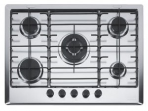 poza Plita pe gaz Franke seria Multi Cooking 700 model FHM 705 4G TC XS E, inox satinat