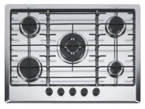 poza Plita pe gaz Franke seria Multi Cooking 700 model FHM 705 4G TC XS E, inox satinat