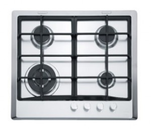 poza Plita pe gaz Franke seria Multi Cooking 600 model FHM 604 3G TC XS C (gratare fonta), inox satinat