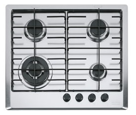 poza Plita pe gaz Franke seria Multi Cooking 600 model FHM 604 3G TC XL E, inox dekor