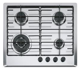poza Plita pe gaz Franke seria Multi Cooking 600 model FHM 604 3G TC XL E, inox dekor
