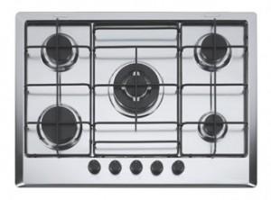 poza Plita pe gaz Franke seria Multi Cooking Mercury 700 model FHMR 705 4G TC XS E, inox satinat