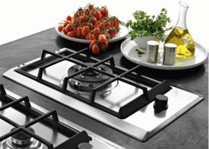 poza Plita pe gaz Franke seria Multi Cooking 300 model FHM 301 1TC XS C (gratare fonta), inox satinat