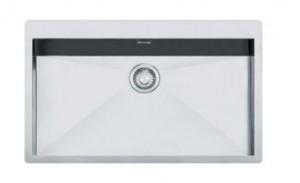 poza Chiuveta de bucatarie incastrata 780x512mm Franke seria Planar model PPX 210-78 TL Inox Satinat