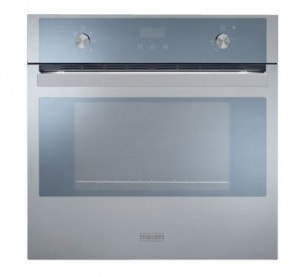 poza Cuptor incorporabil electric Franke seria Crystal model CS 66M XS, 59 litri, inox / sticla