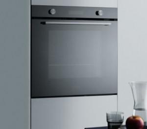 poza Cuptor incorporabil electric Franke seria Smart Glass model SG 981 M MI M DCT, 73 litri, Cristal Negru