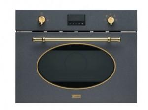 poza Cuptor incorporabil cu microunde Franke seria Classic Line model FMW 380 CL G GF, 38l, Grafite fragranite