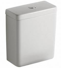 poza Rezervor CUBE vas WC Ideal Standard seria Connect, alimentare pe jos, alb