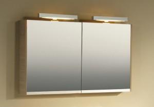 poza Dulap oglinda Riho 120x70cm tip M02 - CODE