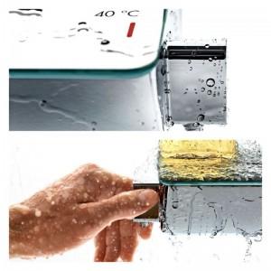 poza Set de dus Hansgrohe gama Select Ecostat Combi 0.65m + Raindance Select E 150, crom