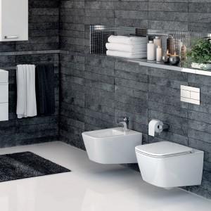 poza Vas wc suspendat rimless + capac cu inchidere lenta Ideal Standard gama MIA T.D