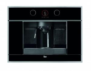 poza Espressor incorporabil cu capsule 60 cm Teka model CLC 835 MC cristal negru/inox anti-pata