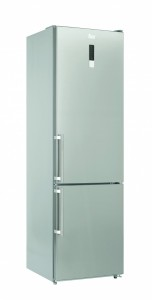 poza Combina frigorifica free-standing Full No frost Volum 250 L, Teka model NFL 430 E-INOX