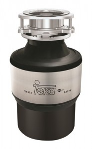 poza Tocator resturi cu kit pneumatic Teka model TR 50.4