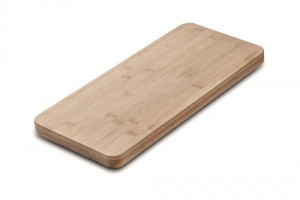 poza Tocator din lemn de bambus Teka model zenit