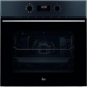poza Cuptor multifunctional negru 60 cm Teka model HSB 630 Black A+, Hidroclean