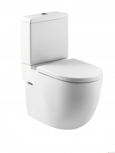 poza Capac soft-close WC Roca gama Meridian