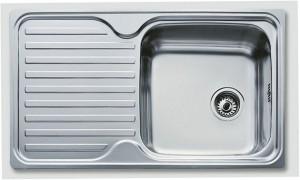 Poza Chiuveta bucatarie Teka incorporabila 86x50cm model Classic 1B 1D Inox