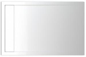 poza Cadita de dus 120x80x3,5 cm Teiko model HERCULES