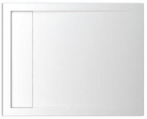 poza Cadita de dus 100x80x3,5 cm Teiko model HERCULES