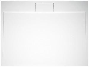 poza Cadita de dus din marmura sintetica 100x90x3 cm Teiko model DANTE K