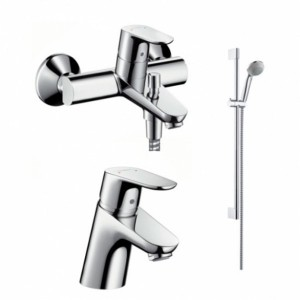 poza SET BATERII HANSGROHE FOCUS E2  pachet  3 in 1