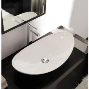 poza Lavoar Scarabeo 50, 49x36 cm, model Zefiro