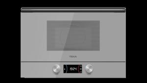 poza Cuptor cu microunde 60 cm, 850W Teka model Teka ML 8220 BIS L SM, gri deschis