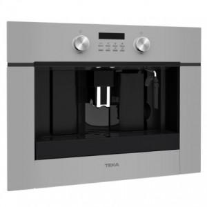 poza Espressor incorporabil 60 cm Teka model CLC 855 GM SM Cristal Steam Grey/Infinity Glass