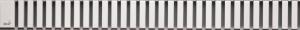 poza Gratar pentru canal de scurgere (otel inoxidabil lustruit) AlcaPlast model LINE-300L/M