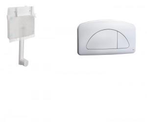 poza Rezervor ingropat de la Ideal Standard pentru wc cu fixare in pardoseala si clapeta.