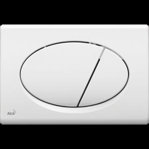 poza Clapeta de actionare Alcaplast model M71 (alb)