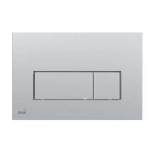 poza Clapeta de actionare AlcaPlast model M572 (Cromat–mat)