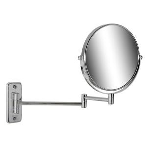poza Oglinda pentru barbierit, zoom 5x, diametru 200 mm - Geesa seria Cosmetic mirror