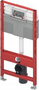poza Modul WC TECE profil cu rezervor Uni, H 1120 mm- pentru wc-uri spsundate cu prinderi incluse