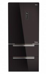 poza Combină frigorifică Free Standing (2 uși și 2 sertare), Frech Door Gourmet, clasă energetică: A+ +, 190 cm