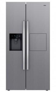 poza Combină frigorifică Free Standing, Side by Side, No Frost Total cold, clasă energetică A++, 179 cm