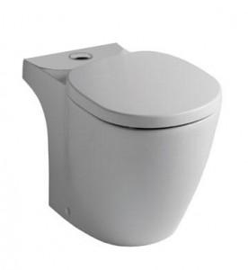 poza Vas WC fixare in pardoseala Ideal Standard gama Connect, alb, evacuare orizontala