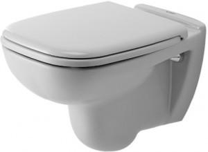 poza Vas WC suspendat Duravit gama D-Code