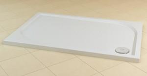 poza Cadita de dus rectangulara SanSwiss model Marblemate