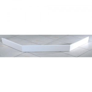 poza Masca din aluminiu 90x120cm 2 laturi Sanswiss gama Marblemate